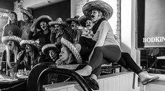 THE BEST NIGHT EVER AT THE HUNGRY MEXICAN [BODKINS ON BOLTON STREET]-108673