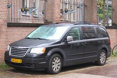 2008 Chrysler Town & Country 3.8 V6 Touring (rvandermaar) Tags: touring 2008 chrysler town country 38 v6 grand voyager chryslertowncountry towncountry grandvoyager chryslergrandvoyager sidecode7 34ggd4 rvdm