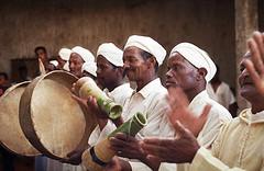 Berber wedding outside of Marrakech, Morocco
