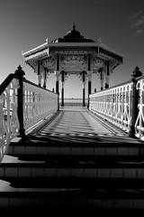 Brighton Bandstand (grahambrown1965) Tags: blackandwhite architecture brighton pentax bandstand 1650mm justpentax smcpentaxda1650mmf28edalifsdm pentaxart k3ii ricohimagingcompanyltdpentaxk3ii