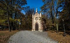 St. Joseph's Chapel (07) (Vlado Ferenčić) Tags: churches croatia chapels hrvatska nikkor173528 stjosephschapel nikond600 novidvori zaprešić castleschurches