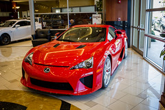 IMG_3576 (Haifax.Car.Spotter) Tags: cars car sport race racecar florida miami fl supercar lfa sportscar lexus superscars