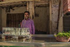 drink?! (Alberto Mugoni photography) Tags: travel india man glass smile drink