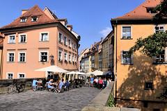 Obere Brcke - Bamberg (Stefan_68) Tags: germany bayern deutschland bavaria bamberg unescoworldheritagesite unesco welterbe unescoweltkulturerbe