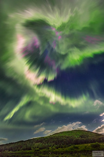 The aurora season started with a BANG!