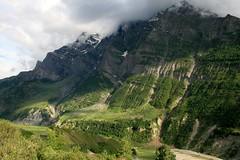 Valle du Lahaul / Himachal Pradesh (Charles.Louis) Tags: nature montagne rivire himalaya paysage fort inde himachalpradesh valle conifres lahaul bhaga