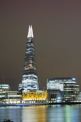 The Shard (paulcarrier393) Tags: london night shard 2015