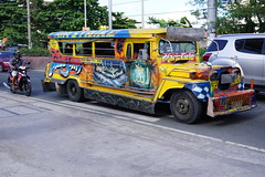 DSC00810 (S.J.L Photography) Tags: sonya6000 csc sigma 30mm 60mm f28 dn a art cainta compact camera travel jeepney transport manila philippines pollution hot overcrowed holiday cheap noisy jeep worldwar2 graphics pinoy colourscheme painting photo symbol culture flamboyant decoration individual artistic designs luzon rizal street streetphotography road lens prime panning imeldaavenue felixavenue compactsystemcamera marcoshighway life worldslargestcollection antipolo taytay marakina pasigortigasavenue ilce 243megapixelexmorapshdcmossensorgaplessonchipdesign 242megapixel apscsensor 243megapixel 235 x 156mm exmor™ aps hd cmos sensor mirrorless pasig ortigasavenue