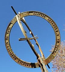 l'équateur céleste (2) (canecrabe) Tags: parc école abbaye équateur céleste sorèze