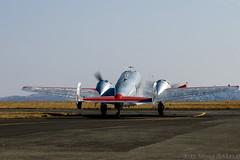 Beech 18 (13) (Indavar) Tags: plane airplane airshow chipmunk mustang albatros rand beech at6 radial an2 p51 l39 antonov dc4 dhc1 beech18 t28trojan b378