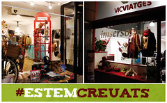 B&B Atelier i Vic Viatges (viccomerc) Tags: vic bb atelier osona aparadors comer
