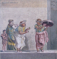 Dioscurides Samos, Traveling Musicians