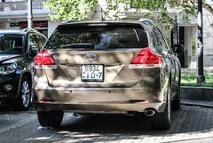 Belaurs (Minsk) - Toyota Venza (PrincepsLS) Tags: berlin germany 7 plate license toyota belarus minsk spotting belarussian venza