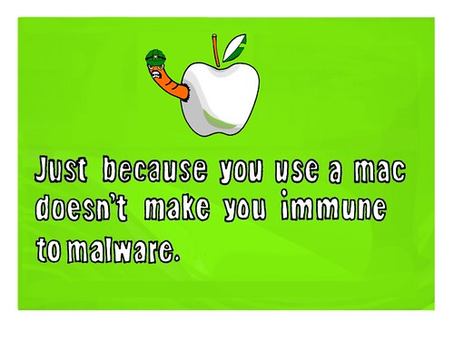 Apple Malware by Infosec Images, on Flickr