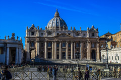 (Stefan Machita) Tags: camera city travel italy holiday pope vatican rome roma history church canon eos fly inflight airport italia cathedral outdoor basilica cia tourist aerial stefan ryanair dslr sanpietro pilot 737 otp 737800 turist chatolic 738 calatorii calatorie istorie 700d liyght
