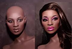 Irene Major (dashndazzle) Tags: mannequin major makeup irene drama diva rootstein dashndazzle