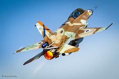 Afterburner Thursday! (xnir) Tags: ©nirbenyosefxnir f16 f16d afterburner afterburnerthursday aviation nir nirbenyosef xnir military outdoor sky takeoff
