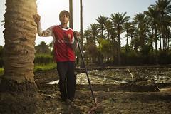 بورتريه من أرياف العراق 6 (ali darwish233) Tags: alidarwish photogarpher photography lighting bahrain iraq