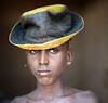 ethiopia - omo valley (mauriziopeddis) Tags: etiopia africa ethiopia omorate omo river valley reportage tribe tribù tribal canon leica portrait