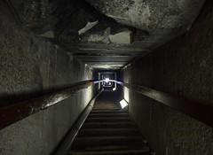 Inside Sneferu's Pyramid (solsetimo) Tags: pyramid red black bent sneferu snefru