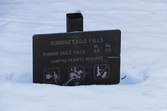 "Snow buried trail sign • <a style=""font-size:0.8em;"" href=""http://www.flickr.com/photos/63501323@N07/31709804363/"" target=""_blank"">View on Flickr</a>"