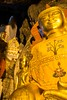 DSC_8743 (Ignacio Blanco) Tags: myanmar inle lake shan state boats fishermen floatingvillages sunset cultural stupa shrine indein pindaya cave golden buddha u min pagoda shweuminpagoda