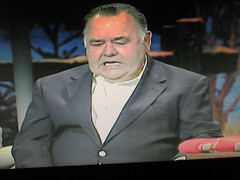 Jonathan Winters comedian and character actor 9227 (Brechtbug) Tags: jonathan winters comedian appearing carson 12201991 christmas tonight show tv episode making multiple faces attitudes 1991 ninties 90s late night television comedy shows evening seated guest los angeles ca california screen grab screengrab character actor conversation artist painter art entertainer genius funny man