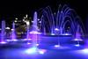 Fuente del Parque Grande de noche (feryan85) Tags: zaragoza noche nocturna parque fuente aragón spain canon 700d angular invierno agua luz lineas luces