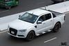 Audi Ranger pick-up xD (Samee55) Tags: digital modification digi mod pickup carspotting dhaka gimp audi ford ranger