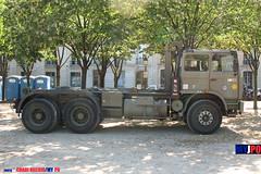 BDQJ09-4031 RENAULT G290 VTL (milinme.myjpo) Tags: frencharmy renault g290 vtl véhicule de transport logistique remorque rm19 trailer bastilleday