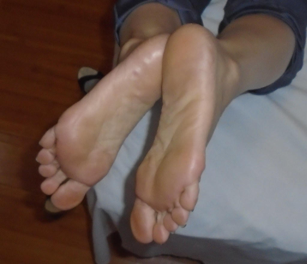 Mature soles on flickr talented