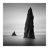Copper Coast 15 (kieran_russell) Tags: copper coast waterford ireland long exposure sea stack bw