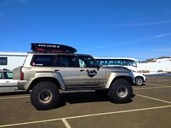 Iceland - Day 9 (Ryno du Plessis) Tags: iceland arctictrucks nissan patrol