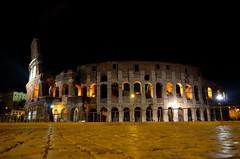 Colosseo - Rome (_Sunshine94_) Tags: roma rome colosseo viadelcorso piazzadispagna fori foriimperiali barcaccia altaredellapatria monumenti gustavoaceves shot photo photography italy italia