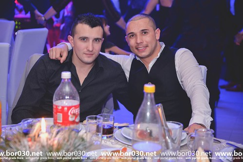 Doček 2017 - Hotel  Jezero i Klub RTB