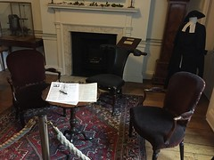 Wesley's study (Matt From London) Tags: johnwesley wesleyshouse methodism study newspapers
