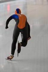 A37W5367 (rieshug 1) Tags: speedskating schaatsen eisschnelllauf skating nkjunioren nkafstanden knsb nkjuniorensprint sprint 5001000 langebaanschaaten utrecht devechtsebanen juniorenb ladies dames 500m