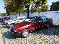BMW 735i E32 (nakhon100) Tags: bmw 735i e32 7er 7series