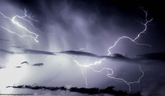 Lightning strike (wslewis73) Tags: lightning electricity taghazout
