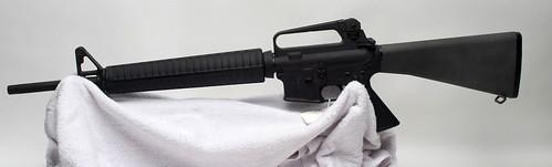 Eagle Arms Semi-Automatic Rifle ($605.00)