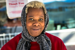 Classy lady - Columbia, SC (DT's Photo Site - Anderson S.C.) Tags: character portrait lady soda city market columbia south carolina downtown canon 6d 24105mml lens vendor kind face