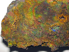 Turgite (Graves Mountain, Georgia, USA) 8 (James St. John) Tags: turgite iron oxide oxides mineral minerals graves mountain georgia hematite goethite