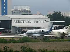 Aerotron (knightbefore_99) Tags: puerto vallarta airport mexico mexican travel plane jet aerotron tropical west coast cool 2017 holiday awesome