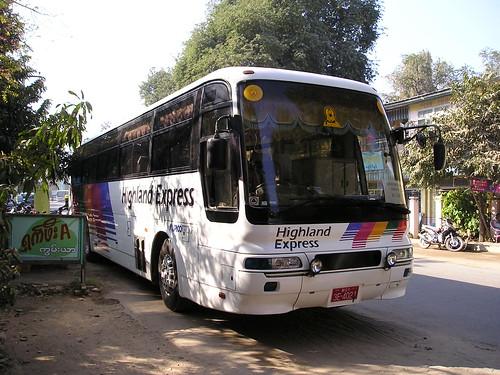 Highland Express 3E-4021