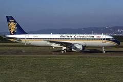 F-WWDE (British Caledonian) (Steelhead 2010) Tags: britishcaledonian airbus a320 a320100 freg fwwde xfw
