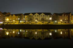 IMG_0472 (G_HOWDEN) Tags: water exeter quay reflection canon efs 1018mm f4555 stm night urban