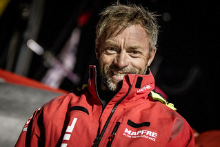 Rob Greenhalgh, jefe de guardia/Watch Captain