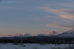 "Alpenglow looking north into Canada • <a style=""font-size:0.8em;"" href=""http://www.flickr.com/photos/63501323@N07/32861423806/"" target=""_blank"">View on Flickr</a>"