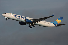 Thomas Cook Airlines Scandinavia Airbus A330-343 OY-VKH 140903 ARN