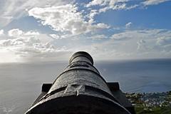 Brimstone Hill, St Kitts (jomartin3) Tags: photography seetheworld travelphotography tresjoliphotography battlefield war defend shoreline seetheview cannon